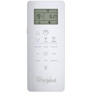 Whirlpool SPIW 422 telecomanda