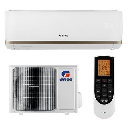 Review: Aparat de aer conditionat Gree Bora A2 Golden R32 GWH09AAB-K6DNA2A