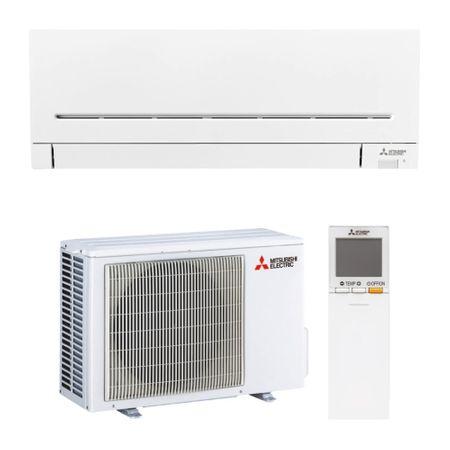 Review: Aparat de aer conditionat Mitsubishi Electric MSZ-DM25VA-MUZ-DM25VA