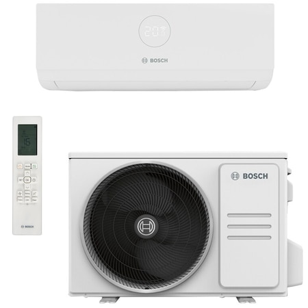 Aer Conditionat Bosch Climate 3000i 12000 BTU/h DC Inverter R32 : Review si Recomandari